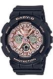 [カシオ] 腕時計 ベビージー BA-130-1A4JF レディース
