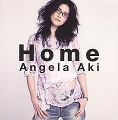 アンジェラ・アキ「HOME」のジャケット画像