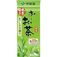 伊藤園 おーいお茶 250ml(紙パック)×72本