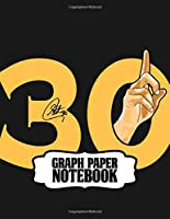 Graph Paper Notebook: NBA Fan Basketball Golden State Warriors Klay Curry Graph Paper Notebook Cute Drawing Photo Art Incredible Soft Glossy Grid Line Fantastic with Quad Paper for Taking Notes Writing Workbook for Teens and Children Students School Kids