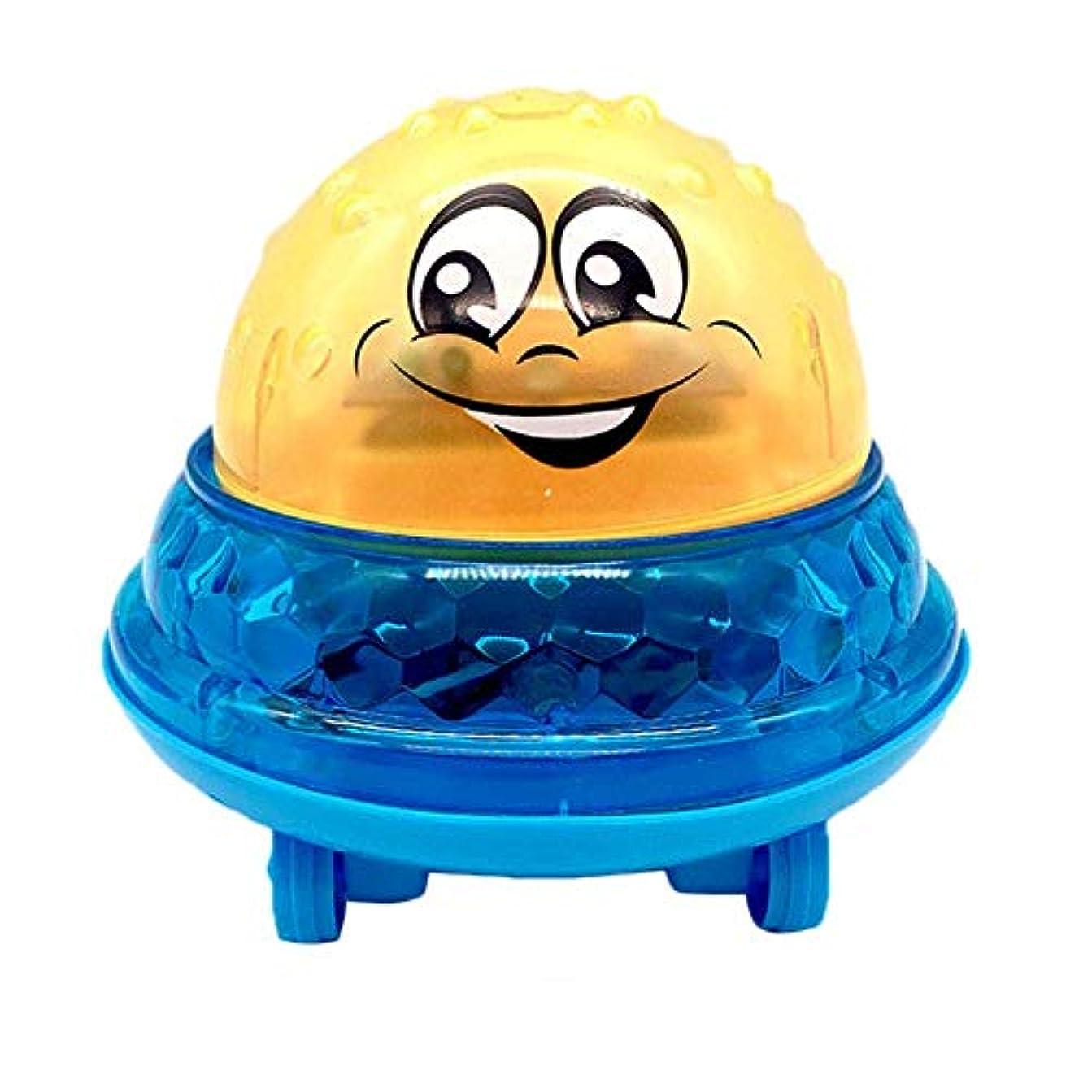 明るくする地質学リルお風呂用おもちゃQunqene お風呂 おもちゃ 噴水 ボート 水遊び玩具 かわいい お風呂遊びおもちゃ 水遊び お風呂 入浴 子供のおもちゃ 子供用