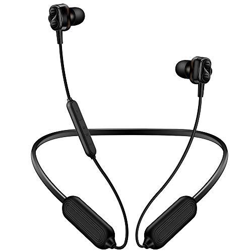 Bluetooth イヤホン BN90 ドライバー八つ搭載 四倍の音質効果 Hi Fi Hi Res ハイレゾ認証済 IPX5の防水 自動ペアリング ワイヤレス イヤホン 高音質 重低音 高遮音性 ステレオイヤホン マイク付き iPhone Android