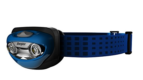 エナジャイザー ヘッドライト HDL805BL ブルー