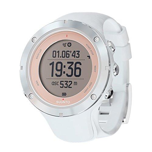 スント(SUUNTO) 腕時計 アンビット3 スポーツ サファイア 5気圧防水 GPS 速度/距離/高度計測 [日本正規品 メーカー保証2年] SS020675000