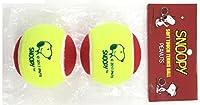 サクライ貿易(SAKURAI) CALFLEX(カルフレックス) スヌーピー テニス やわらか硬式ボール SN-106
