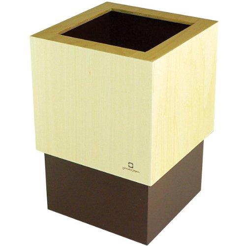 W CUBE ダストボックス DUSTBOX 茶色 YK06-...