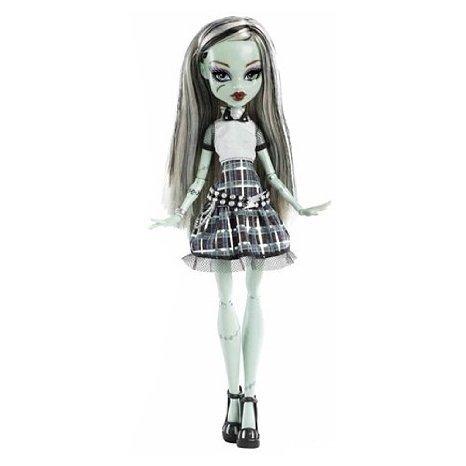 RoomClip商品情報 - Monster High (モンスターハイ) Ghoul's Alive! Frankie Stein Doll ドール 人形 フィギュア(並行輸入)