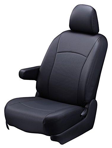 クラッツィオ シートカバー MPV LY系 Clazzio ジュニア ブラック EZ-0746