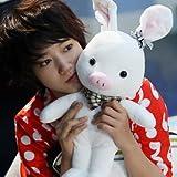 韓国ドラマ 美男ですね(イケメンですね)話題のぬいぐるみ♪ぶたうさぎ人形 身長55cm 正規品