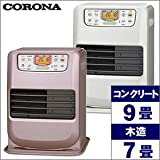 CORONA コロナ 石油ファンヒーター FH-M2512Y ローズメタリック/シェルホワイト 単品・シェルホワイト 【1点】