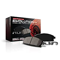 Power Stop (Z23-627A) Z23 Evolution Sport Brake Pads Rear [並行輸入品]