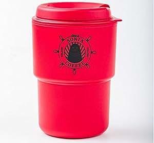 SONIA COFFEE ウォールマグデミタ (レッド)