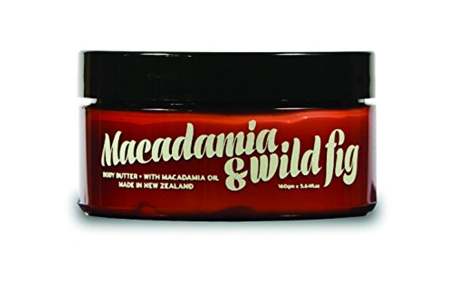 アリス穏やかな工場MATAKANA BOTANICALS(マタカナボタニカル) マカダミア&フィグ ボディバター
