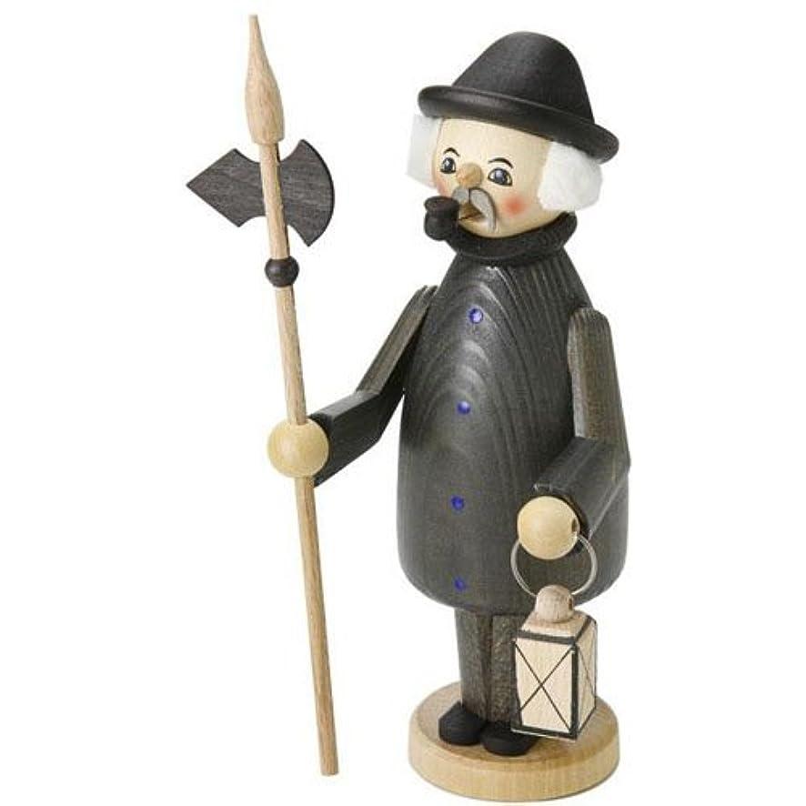 わずかな溶接男らしい39076 Kuhnert(クーネルト) ミニパイプ人形香炉 夜回り