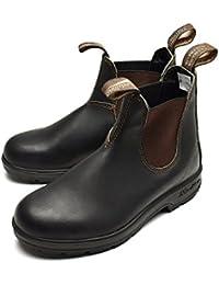 『BLUNDSTONE サイドゴアブーツ』500 510 519 メンズ レディース ユニセックス レインブーツ 撥水加工 靴 オーストラリア 雨 長靴 レザー