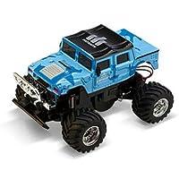 ミニハマークロスカントリー電気RCリモコンカーsuv 1:58(Colors May Vary) mini RC Hummer Car (free shipping) RT@JPKCH01L1