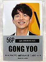 コン・ユ Gong Yoo グッズ / フォト メッセージカード 56枚 (ミニ ポストカード 56枚) セット - Photo Message Card 56pcs (Mini Post Card 56pcs) [TradePlace K-POP 韓国製]