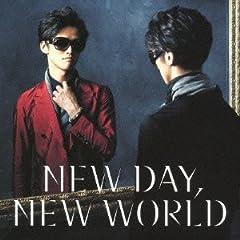 Hilcrhyme「NEW DAY, NEW WORLD」のジャケット画像