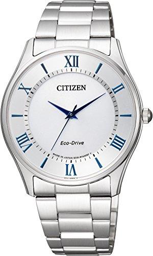 [シチズン]CITIZEN 腕時計 Citizen collection シチズンコレクション エコ・ドライブ ペアモデル BJ6480-51B メンズの詳細を見る