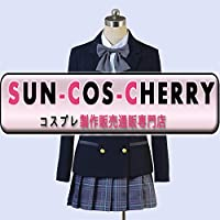 【サイズ選択可】コスプレ衣装 E20-0214 シノアリス SINoALICE 現実篇 アリス 男性Mサイズ