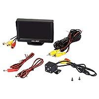 4.3インチTFT LCD車のリアビューファインダー調整可能なカラーモニター画面
