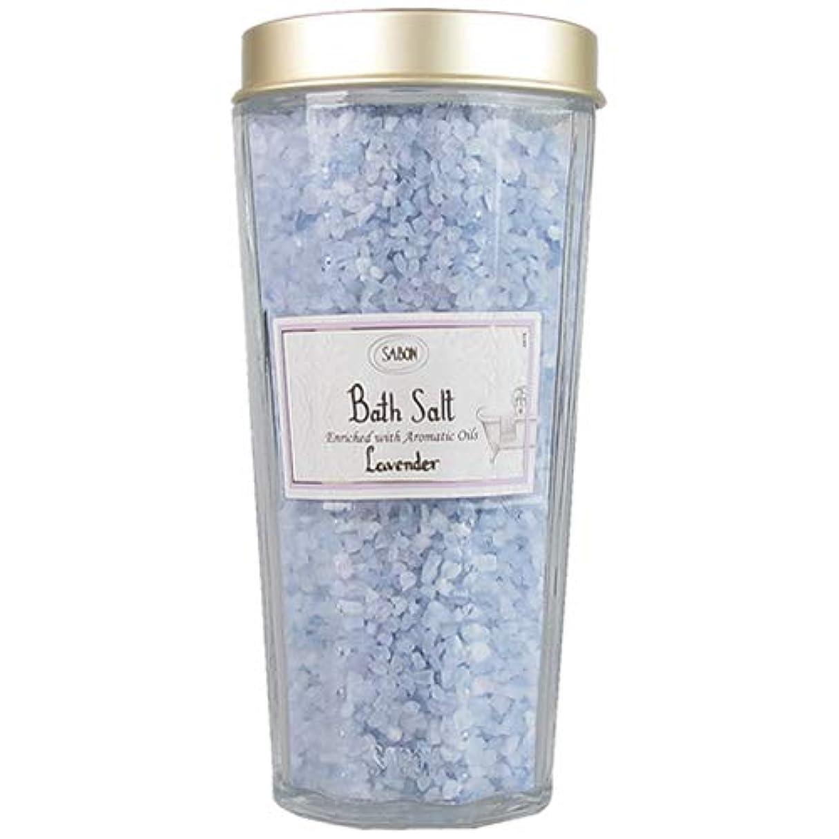 手入れ誇張これまでサボン バスソルト ラベンダー 350g SABON [入浴剤] Bath Salt [並行輸入品]