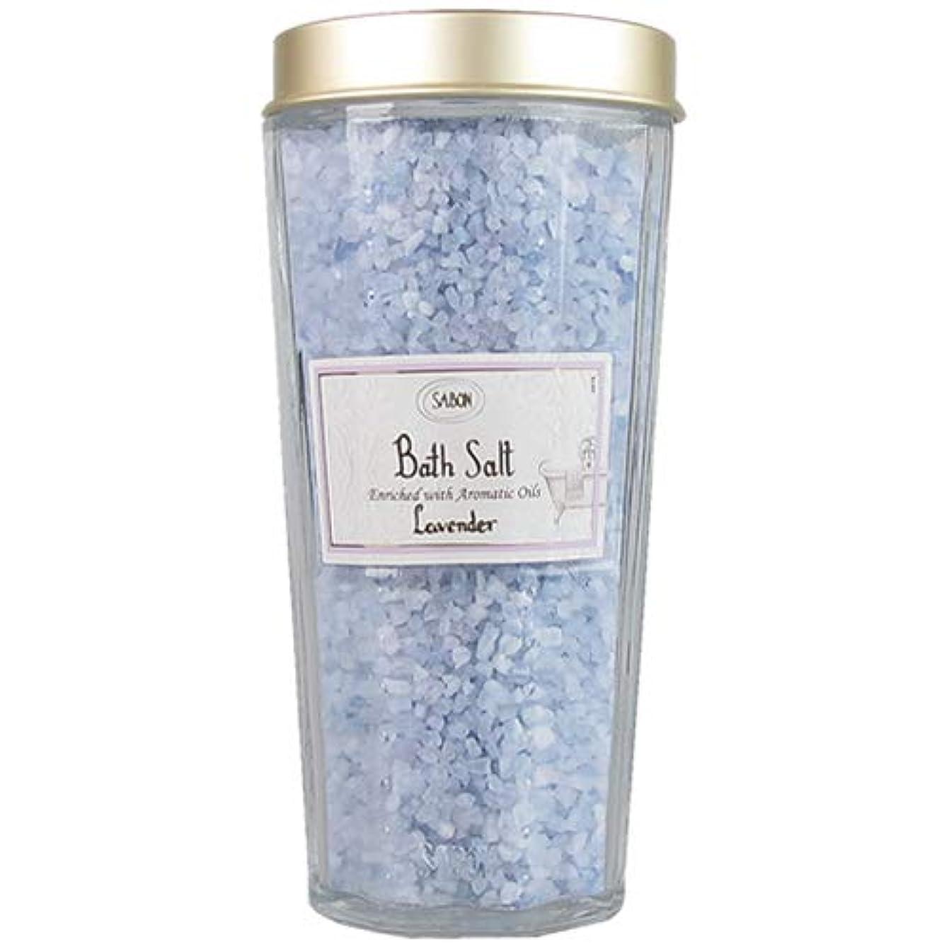 共産主義者破滅ビュッフェサボン バスソルト ラベンダー 350g SABON [入浴剤] Bath Salt [並行輸入品]