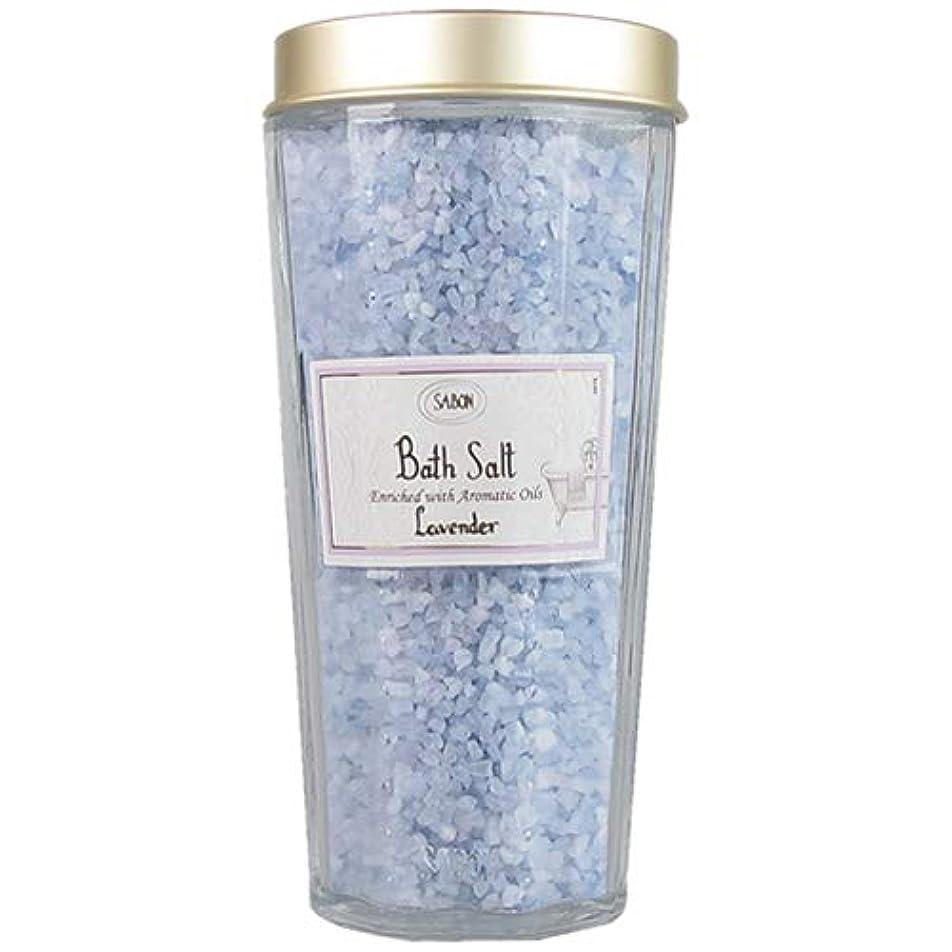動く弁護可能性サボン バスソルト ラベンダー 350g SABON [入浴剤] Bath Salt [並行輸入品]
