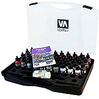 [バジェホ]Vallejo Game Air Paint Case Set VJ72872 [並行輸入品]