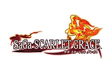 サガ スカーレット グレイス 設定資料+攻略ガイド 緋の天啓 (SE-MOOK)