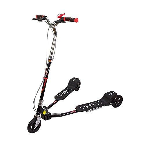 両足を開くと前進!キックスケーターFrog Slide Scooter【フロッグスライドスクーター Lサイズ】キックボード Lサイズ