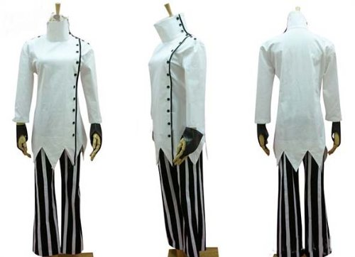 [ウェブエッセンス] コスプレ衣装 ジョジョの奇妙な冒険  第5部 ギアッチョ 風  コスプレ コスチューム オリジナル ブレスレット 付き