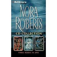 Nora Roberts - Collection: Birthright Northern Lights & Blue Smoke【洋書】 [並行輸入品]