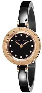 [ブルガリ]BVLGARI 腕時計 B-ZERO1  ブラック文字盤 K18PG/ステンレス BZ23BSGCC/12-S レディース 【並行輸入品】