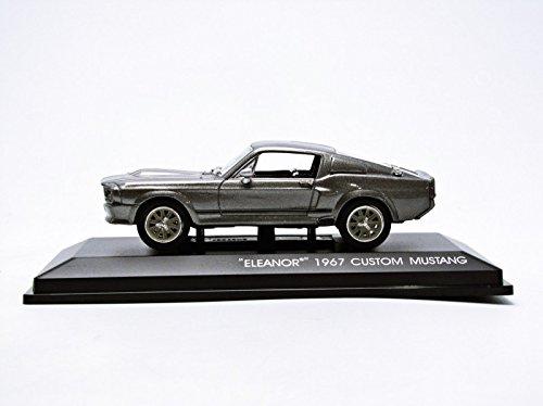 グリーンライト 1/43 1967 フォード マスタング