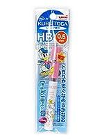 数量限定 三菱鉛筆 uni クルトガシャープ芯 0.5 HB ディズニー ドナルドポップ U05253DS1HBDP
