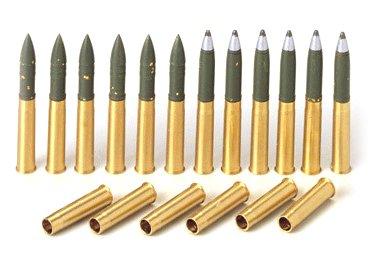 1/35 ミリタリーミニチュアシリーズ M4シャーマン用75mm砲弾セット