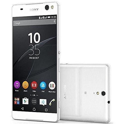 Sony Xperia C5 Ultra Dual E5563 (SIMフリー LTE, 16GB, Black)[並行輸入]