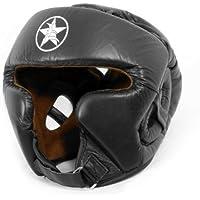 LibertyスエードBoxing Headgear withストラップ