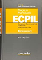 Rome II Regulation - Commentary