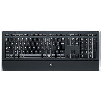 LOGICOOL イルミネートキーボード ソフトパームレスト採用 CZ-900