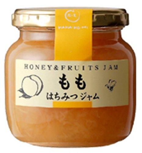 蜂蜜ジャム ももジャム 220g