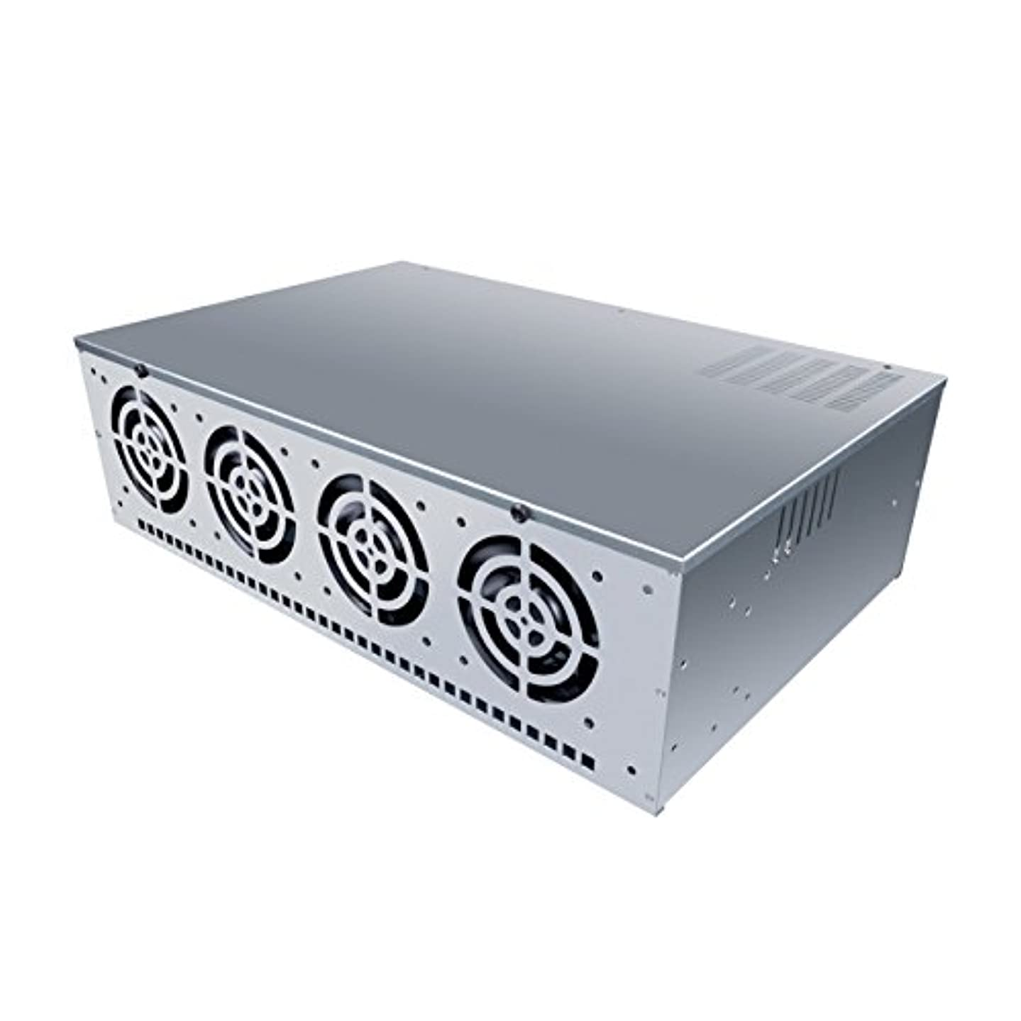 将来の第二まともなOchoos MD8 8 VGAカード PCI-E 外部マイニングケース Onda D3マザーボード用