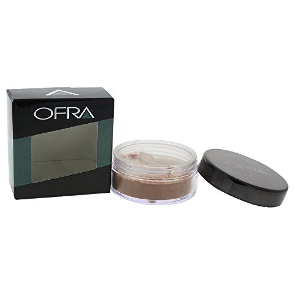 スープギャラリー目の前のDerma Mineral Makeup Loose Powder Foundation - Amber Sand