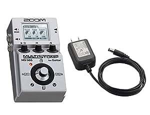 【ACアダプター/AD-16付】ZOOM/ズーム MULTI STOMP MS-50G for Guitar 驚異のマルチ・ストンプ