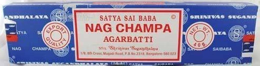 しなやかな生産性オーガニックNag Champa sticks 40gm * by Unknown [並行輸入品]