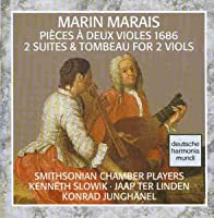 Suites For 2 Violes : Smithonian Chamber Players