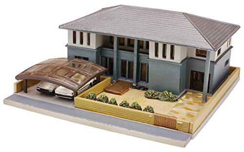 トミーテック ジオコレ 建物コレクション 013-3 現代住宅C3 ジオラマ用品