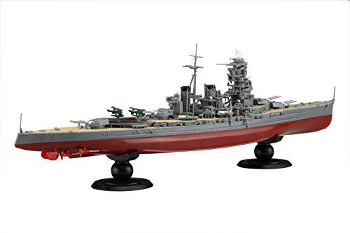 フジミ模型 1/700 艦NEXTシリーズ No.6 日本海軍 戦艦 比叡 プラモデル
