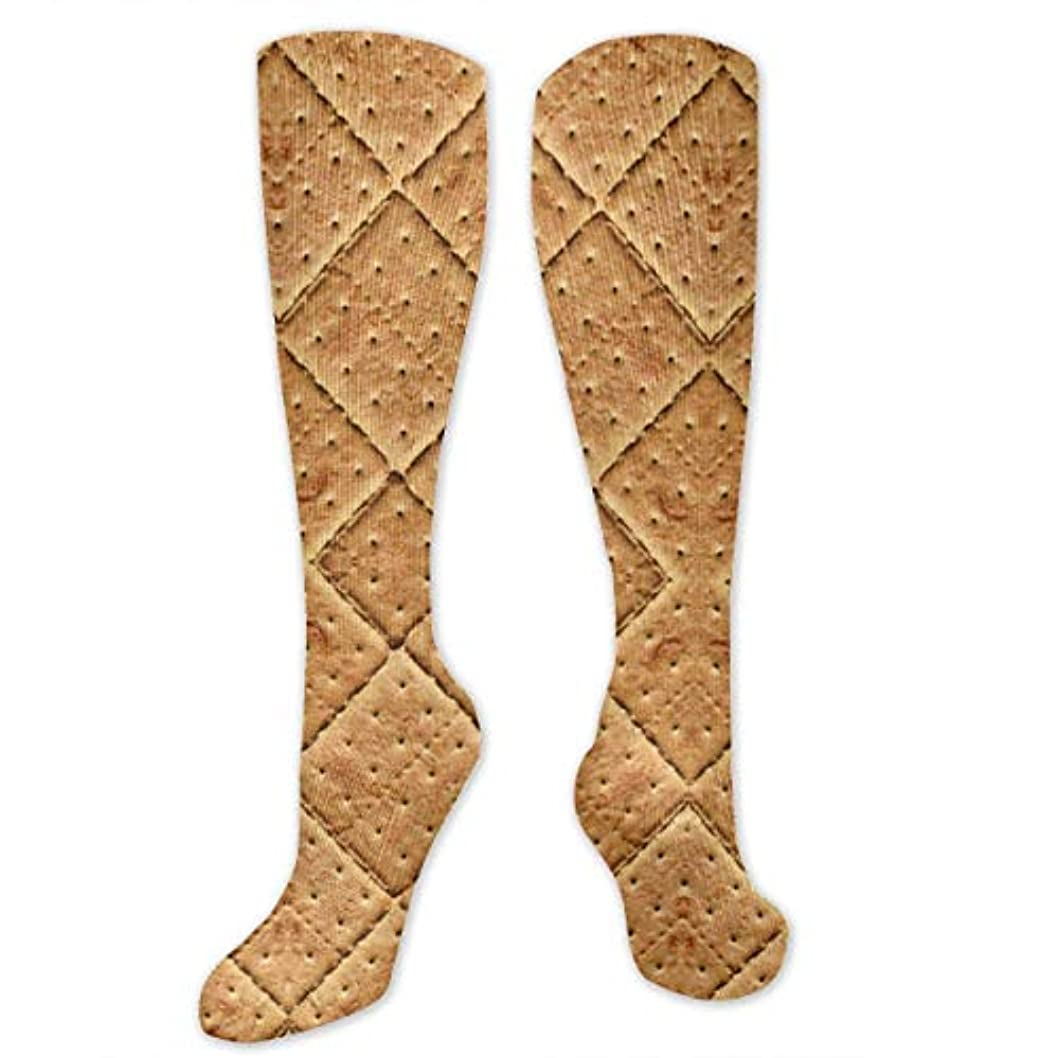 違反する描写押す靴下,ストッキング,野生のジョーカー,実際,秋の本質,冬必須,サマーウェア&RBXAA Graham Crackers Giftwrap 8231(7370) Socks Women's Winter Cotton Long...